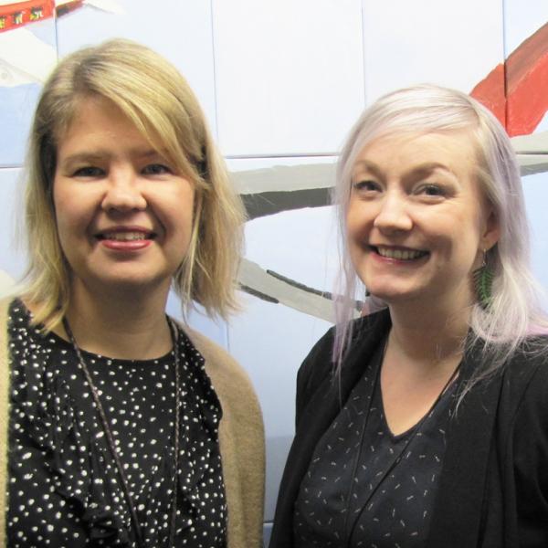Mira Karhu & Anne Pallaste