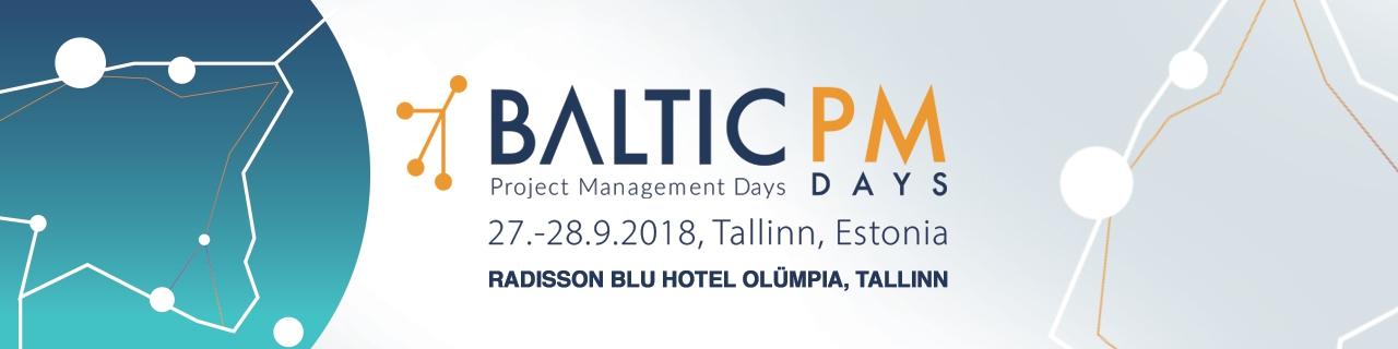 Baltic Project Management Days 2018