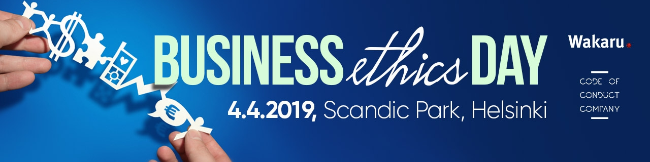 Business Ethics Day 2019