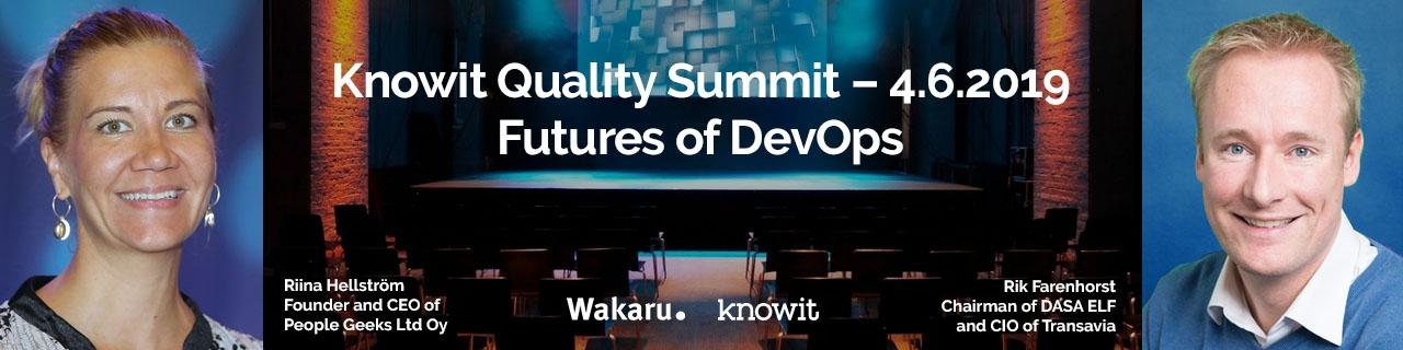 KQS Futures of DevOps