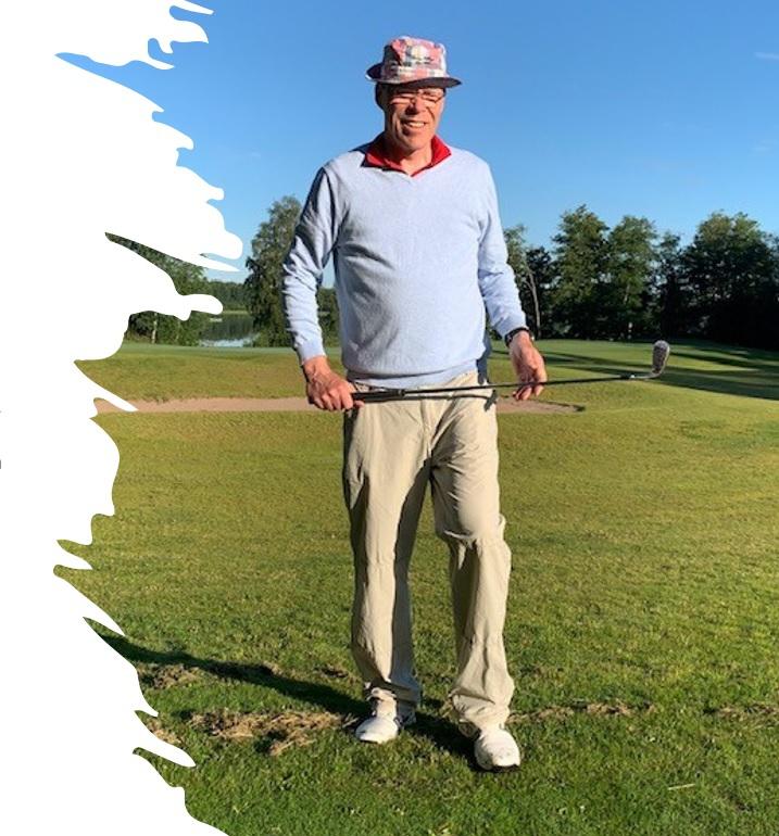 SAP Finug Golf Tournamnet 2021 Heikki Castrén