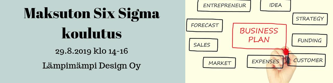 Maksuton Six Sigma etäkoulutus - Mitä on Six Sigma?